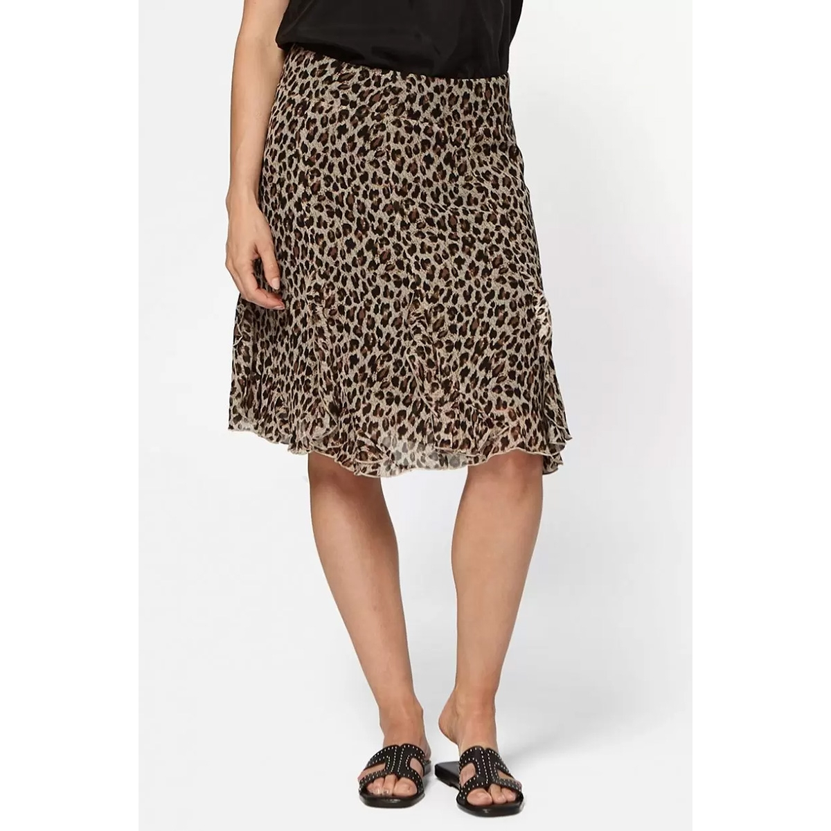 fame skirt s20 39 circle of trust rok 4680 leopard