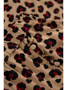 rokje met panterprint n00321 garcia rok 1236 safari brown