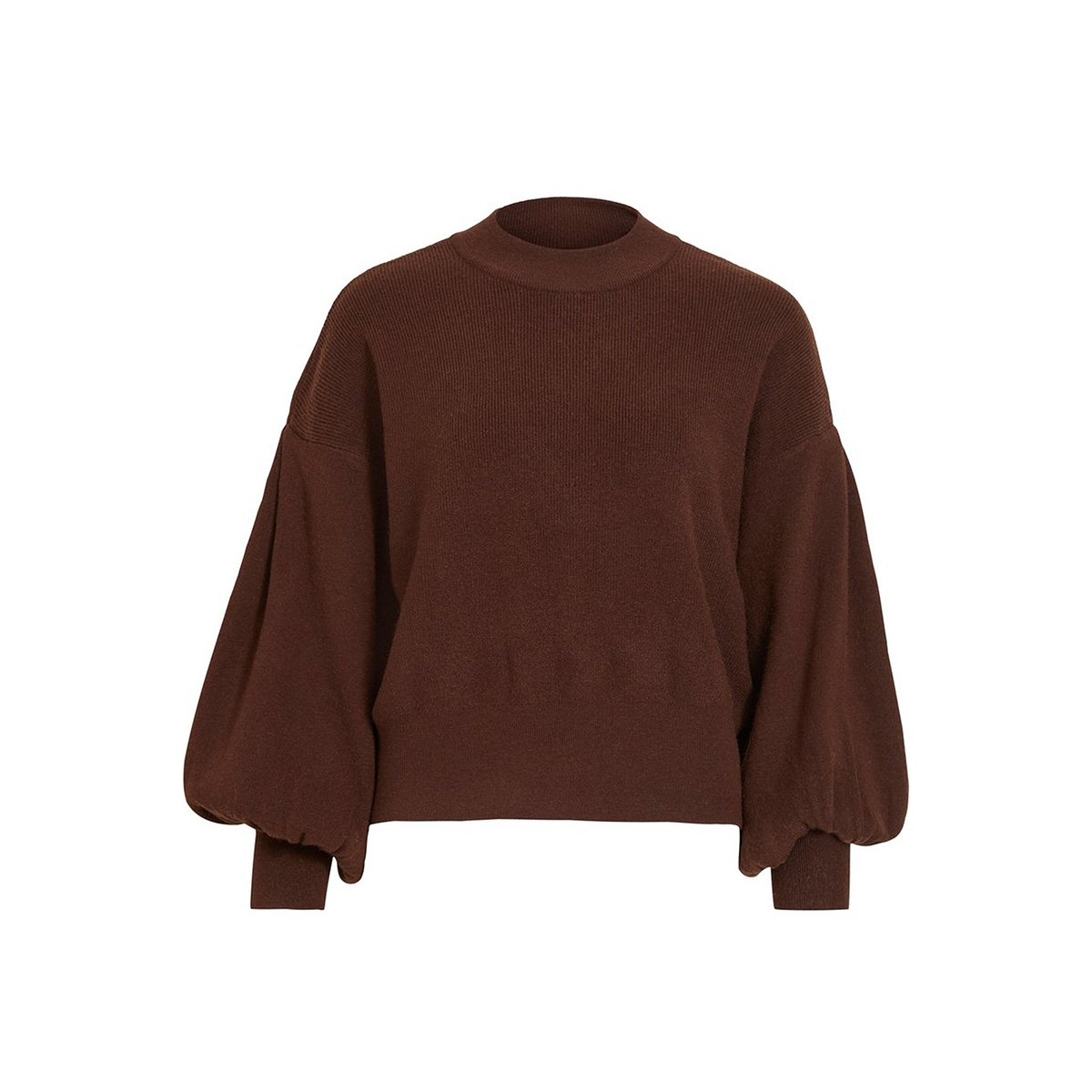 objlale l/s knit pulover a lmt 11 23033538 object trui chicory coffee