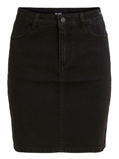 Object Rok OBJWIN NEW DENIM SKIRT NOOS 23028503 Black Denim