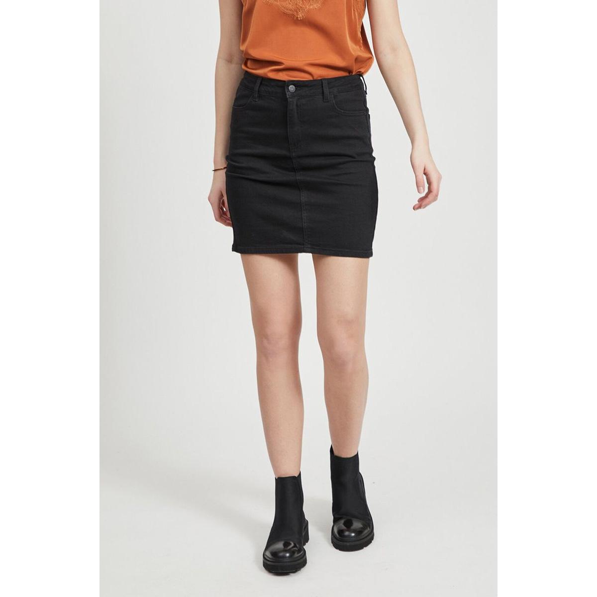objwin new denim skirt noos 23028503 object rok black denim