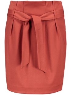 Object Rok OBJLISA ABELLA MINI SKIRT SEASONAL 23030922 Tandori Spice