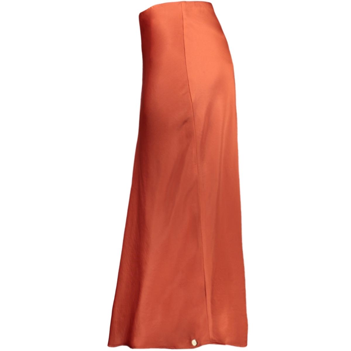 hayli skirt ss20x001 harper & yve rok spicy orange