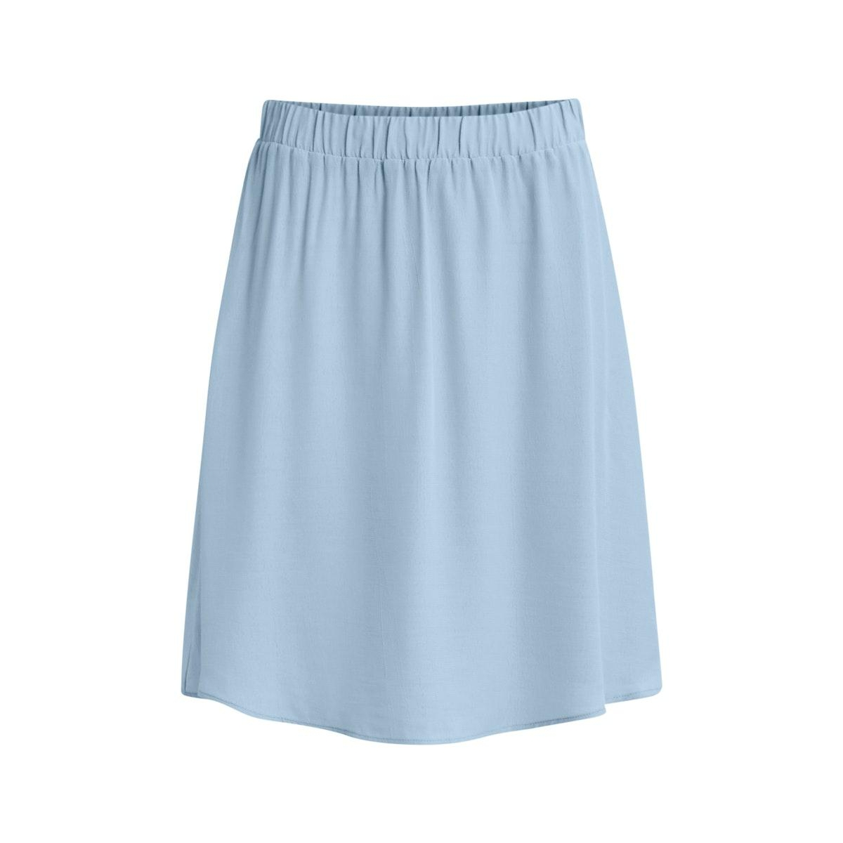 viprimera skirt-fav 14057532 vila rok ashley blue