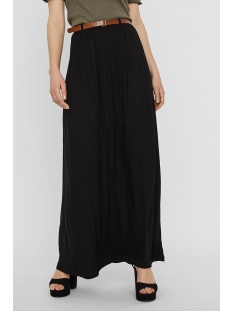 Vero Moda Rok VMLINN BELT ANKLE SKIRT NOOS 10230927 Black