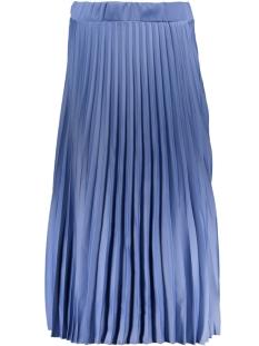 Turquoise Rok ROK PLISSE 2761 ICE BLUE