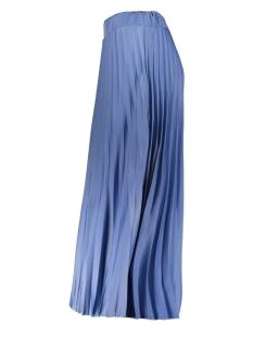 rok plisse 2761 turquoise rok ice blue