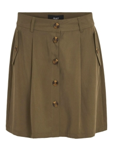 Object Rok OBJGEORGIA SKIRT 109 23032945 Burnt Olive