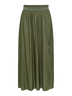 Only Rok ONLVENEDIG PAPERBAG LONG SKIRT WVN 15164606 Grape Leaf