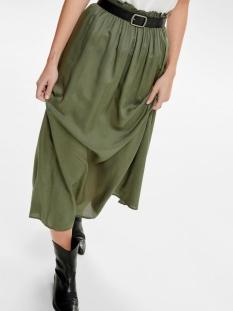 onlvenedig paperbag long skirt wvn 15164606 only rok grape leaf