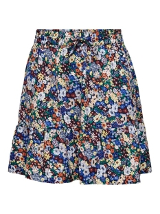 onleula life waist short skirt wvn 15204698 only rok night sky/garden dit