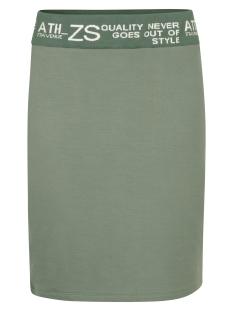 astrid skirt with tricoband 202 zoso rok greenstone/white
