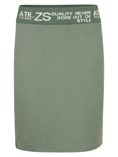 Zoso Rok ASTRID SKIRT WITH TRICOBAND 202 GREENSTONE/WHITE
