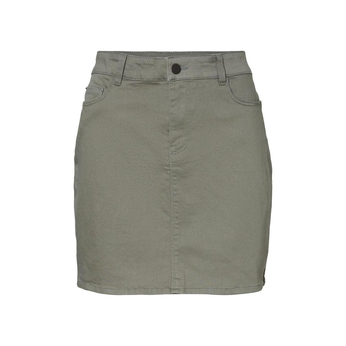 vmhot seven mr short skirt color 10209896 vero moda rok laurel wreath