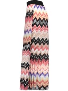 plisse rok 7681 iz naiz rok zigzag pink
