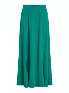 Vila Rok VISUVITA HW ANCLE SKIRT/SU 14057641 Ultramarine Green