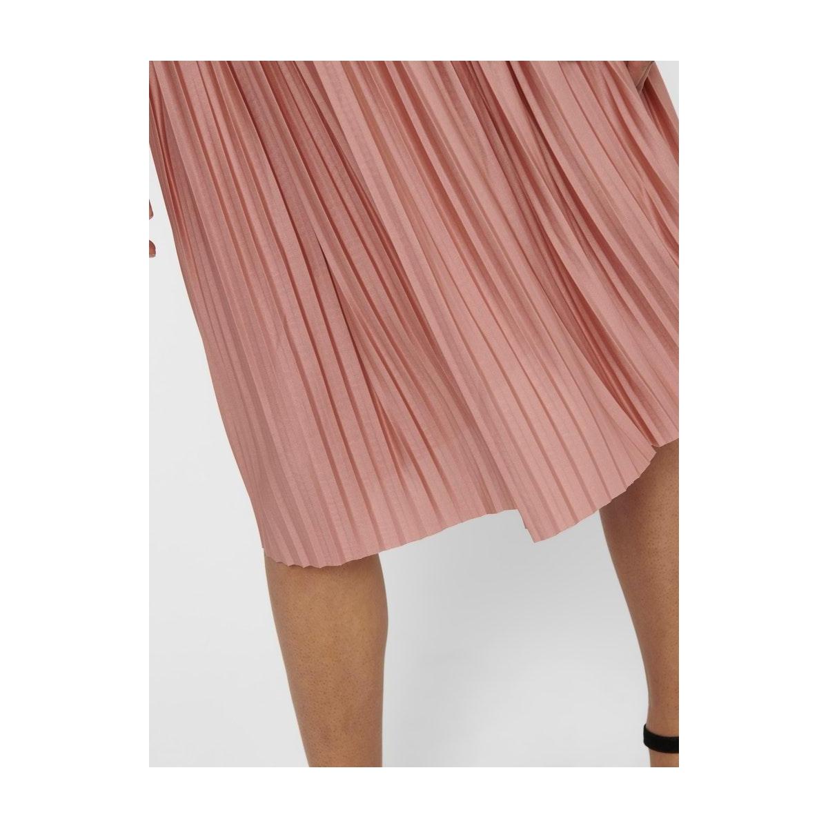 jdyboa skirt jrs rpt 15206814 jacqueline de yong rok old rose