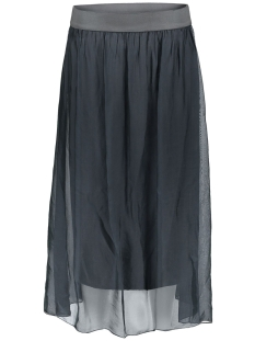 skirt silk with elastic waist 06051 70 geisha rok anthracite