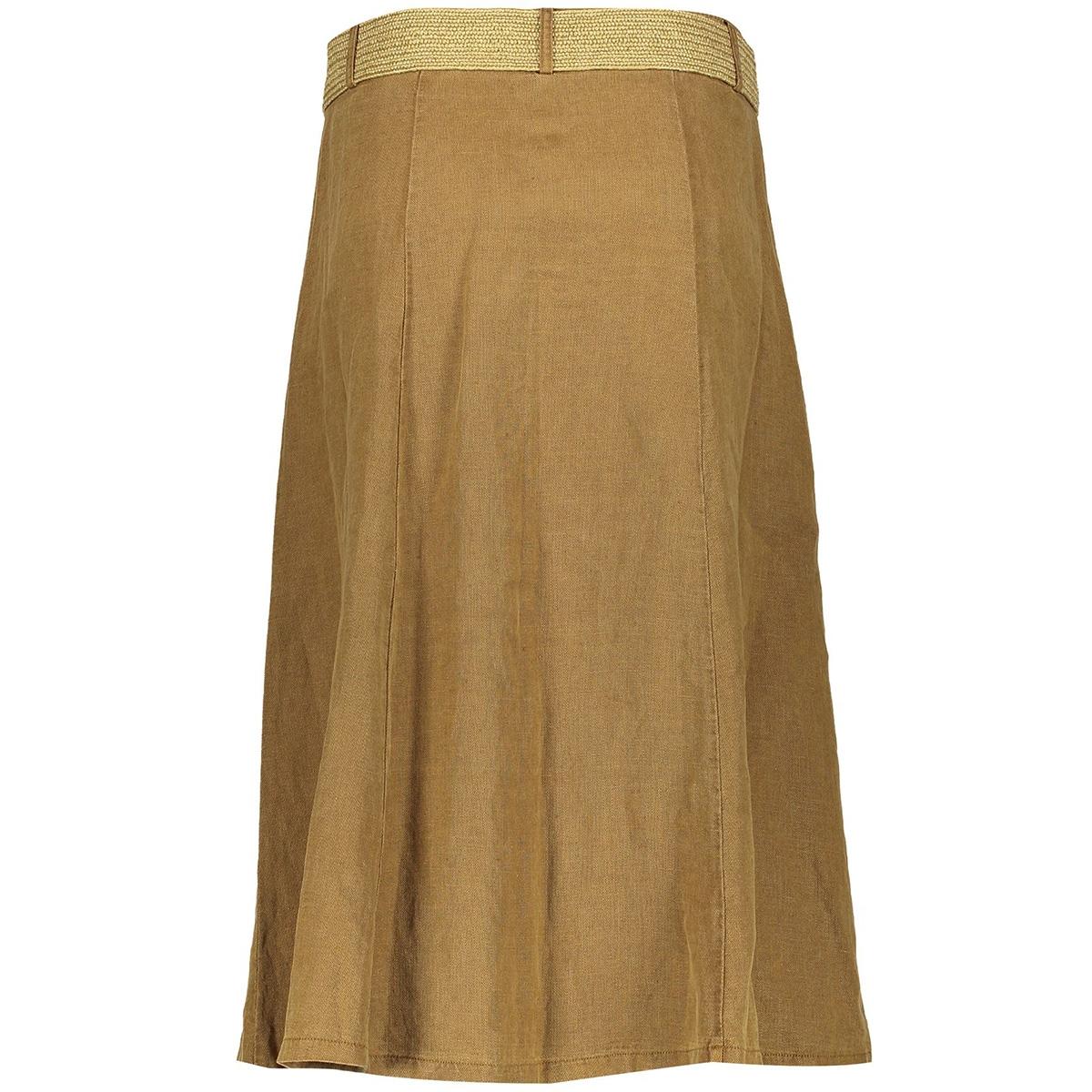 skirt with belt 06300 10 geisha rok tabacco