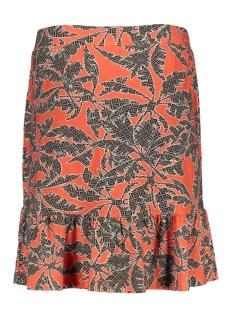 skirt aop joy 06337 60 s.oliver rok coral/navy comb