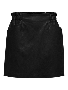 onldarling faux leather skirt cc ot 15204759 only rok black
