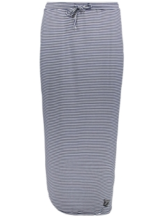 Zoso Rok MANDY SPORTY STRIPED SKIRT 203 NAVY/WHITE