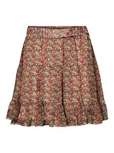 vmkay nw short skirt wvn rpt 10232209 vero moda rok ivy green/janey