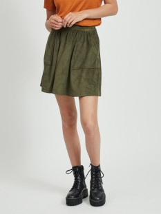 Vila Rok VICHOOSE RW SKIRT 14059791 Forest Night