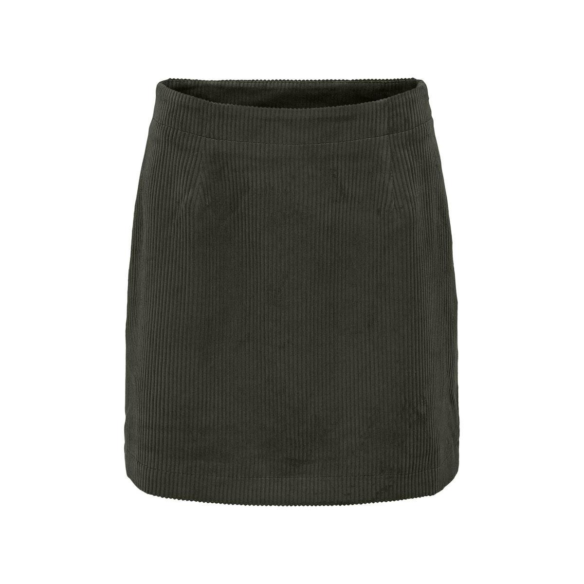 onlterry life cordoroy skirt cc otw 15207003 only rok rosin