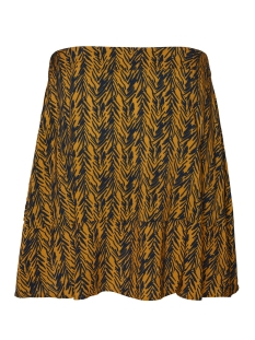 nmbeagle nw short skirt 27012119 noisy may rok inca gold/black