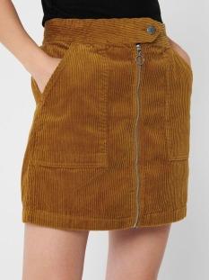jdykira life zipper skirt pnt 15208041 jacqueline de yong rok golden brown