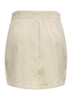 jdykira life zipper skirt pnt 15208041 jacqueline de yong rok cement