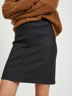 Object Rok OBJBELLE MW SUPERCOATED SKIRT NOOS 23030154 BLACK