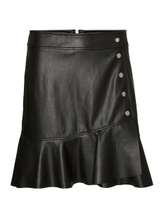 Vero Moda Rok VMBUTTERLIV HW SHORT COATED SKIRT G 10231840 Black