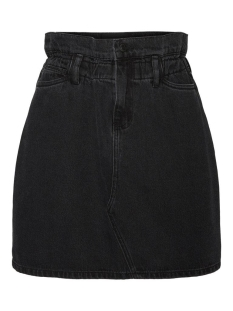 Vero Moda Rok VMSANDY HR PAPERBAG SHORT SKIRT MIX 10229746 Black