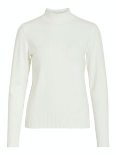 VIRIL TURTLENECK L/S  KNIT TOP-FAV 14047551 White Alyssum
