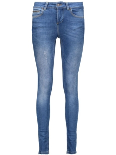 OBJSKINNYSALLY MW OBB205 NOOS 23022906 Medium Blue Denim