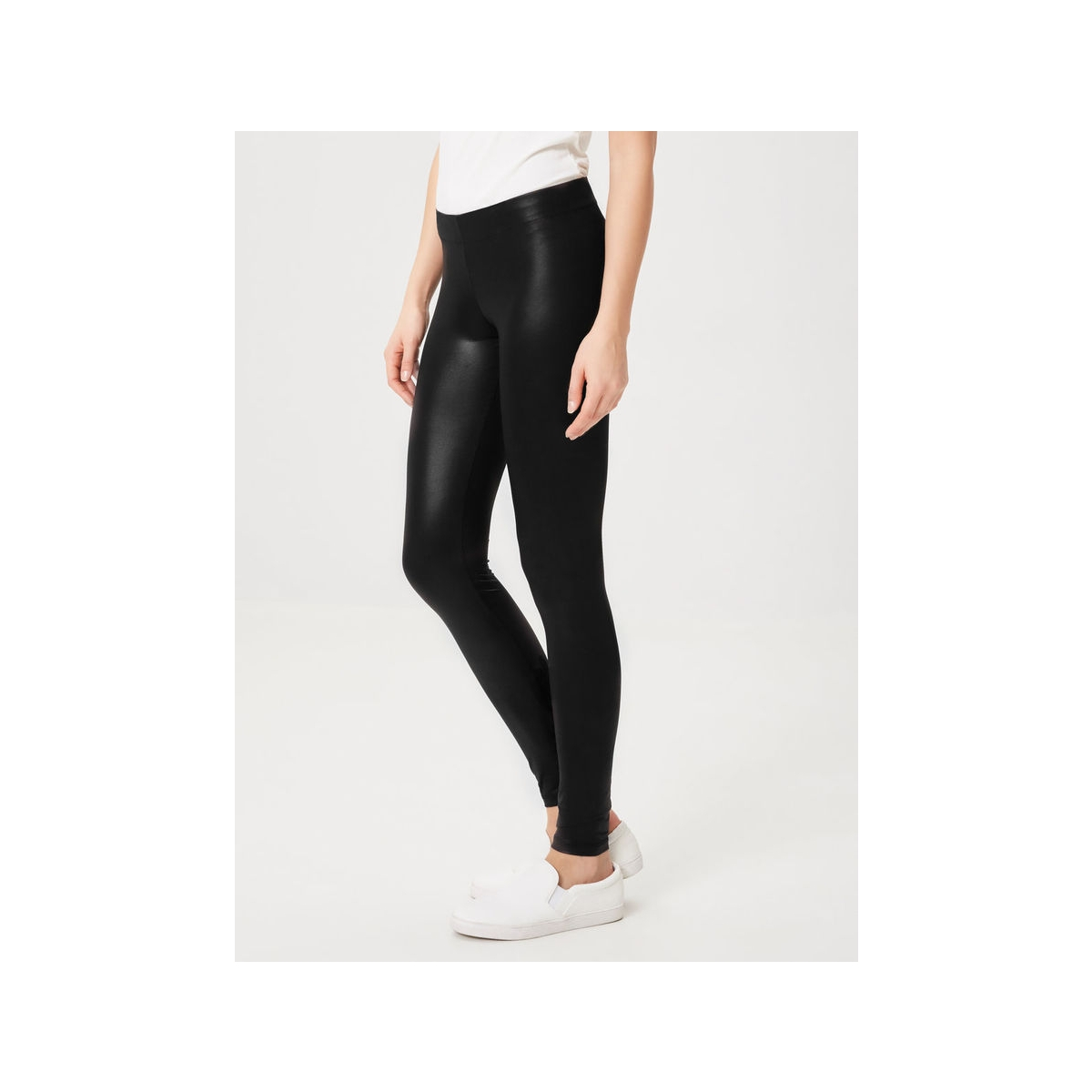 nmcoda long legging noos 10158872 noisy may legging black