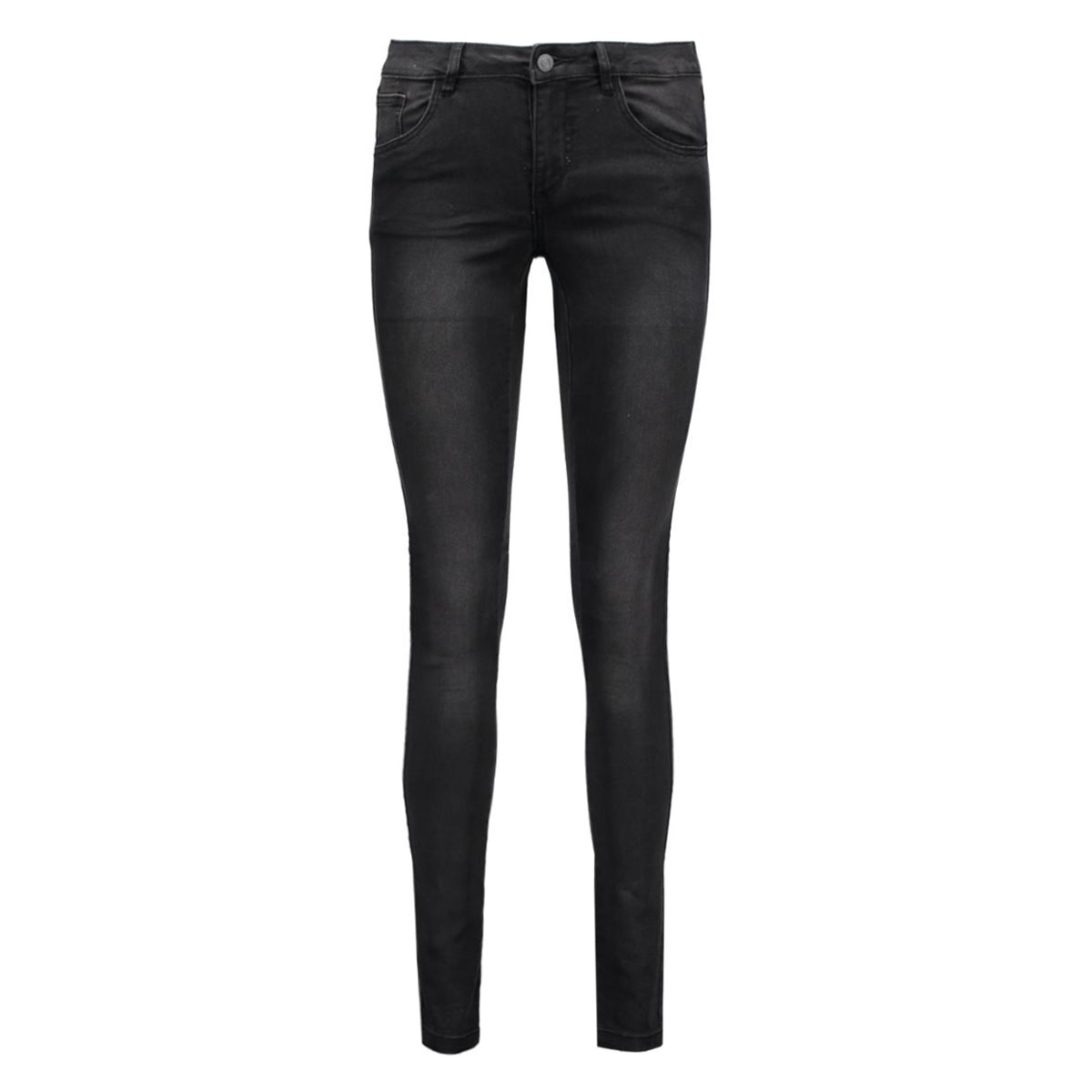 vicommit rw 5p hk0056 black-noos 14030398 vila jeans black