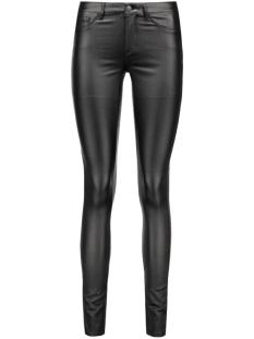 pcjust wear coated jeggings/blk noo 17078213 pieces broek black