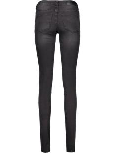 nmeve lw ss 2 zip jeans black noos 10160730 noisy may jeans black