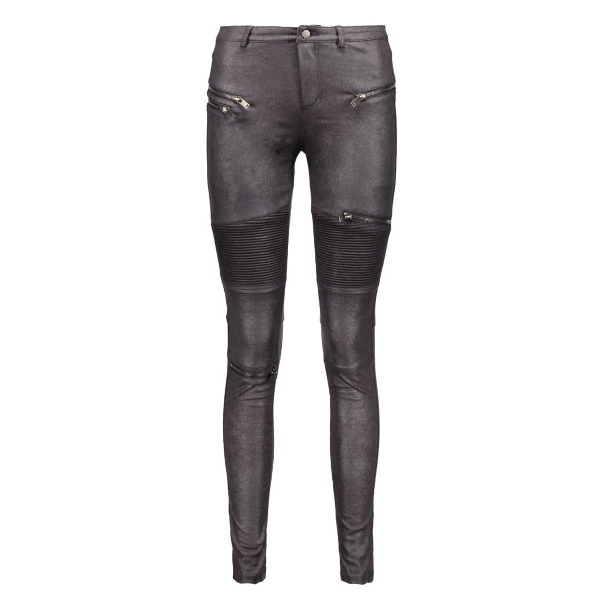 onlbest biker faux suede pants otw 15123238 only broek black