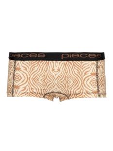 pclogo lady boxers 14-179_animal 17078806 pieces ondergoed whitecap gray/comb c