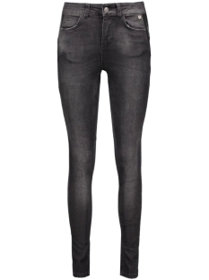 OBJSKINNYSALLY MW OBB206 NOOS 23022907 Black Denim