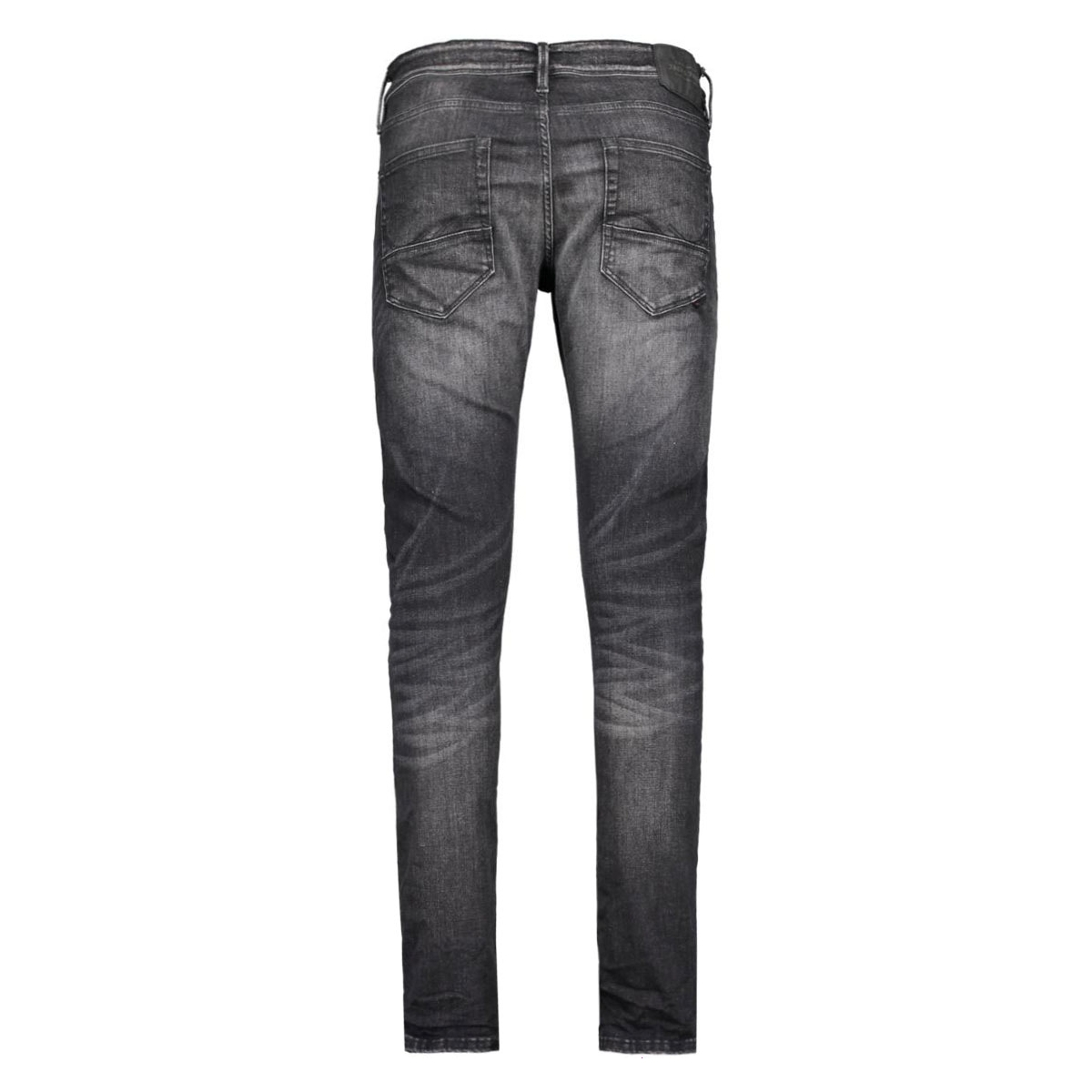 jjiglenn jjfox bl 655 50sps noos 12111026 jack & jones jeans black denim
