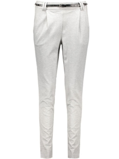 Vero Moda Broek VMKELLY NW PANT JRS 10162243 Light Grey Melange