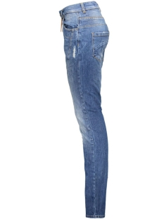 vmsixteen lw antifit jeans ba046 ns 10160329 vero moda jeans light blue denim
