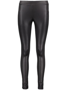 OBJMARDY COATED LEGGINGS 23023387 Black
