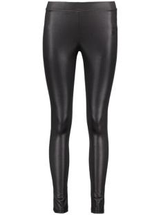 Object Leggings OBJMARDY COATED LEGGINGS 23023387 Black