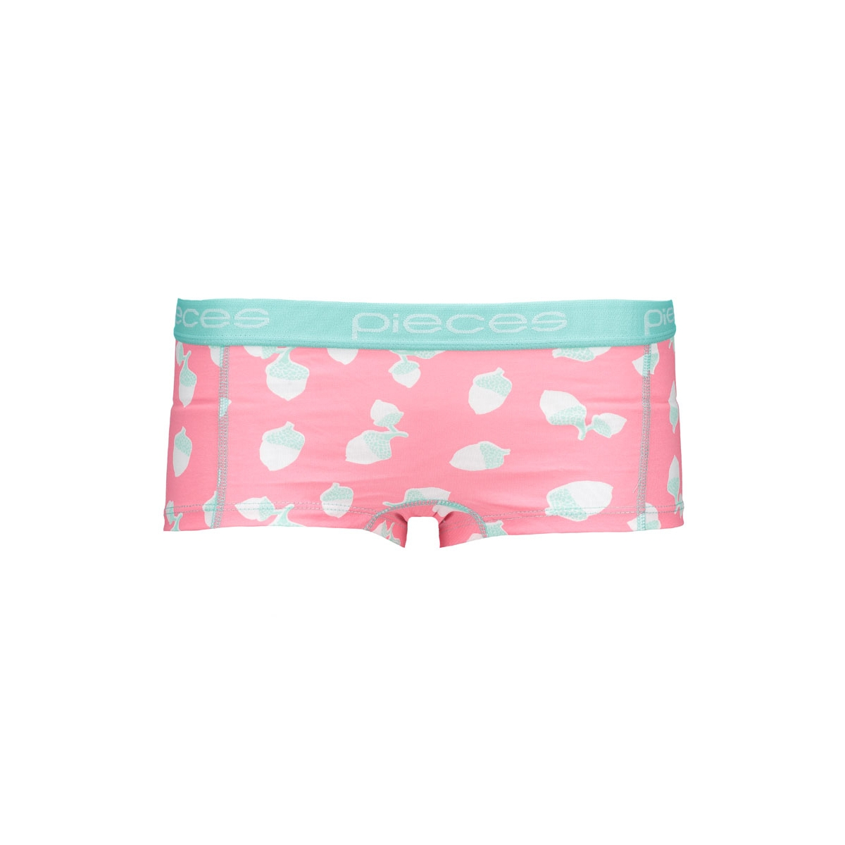 pclogo lady boxers 14-168 fun 17078170 pieces ondergoed pink lemonade/comb 1